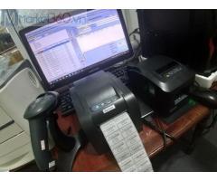 Máy tính tiền cho Cửa hàng đồ điện tại Bình Định giá rẻ