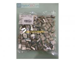 Hạt mạng Sắt AMP chống nhiễu Shielded Position Modular Plug mã 6-569550-3