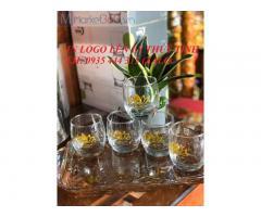 Chuyên cung cấp Ly thủy tinh có in logo , Qùa tặng khách hàng giá rẻ.