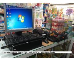 Máy tính tiền tại Bình Dương cho quán tạp hóa