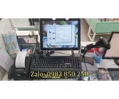 Bán Máy Tính Tiền cảm ứng Hiện Đại cho Shop Mỹ phẩm tại Hà Nội