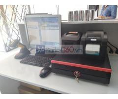 Chuyên máy tính tiền giá rẻ cho shop thời trang tại An Giang