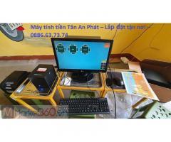 Máy tính tiền giá rẻ tại Trà Vinh cho quán trà chanh