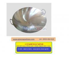 Cơ khí Hải Minh – Địa chỉ mua chảo inox công nghiệp giá rẻ chất lượng