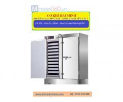 Tủ nấu cơm công nghiệp inox 30 kg – 50 kg – 100 kg giá rẻ tại tp Hồ Chí Minh