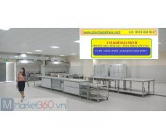 Hải Minh Cơ sở sản xuất gia công inox tại TP HCM giá rẻ