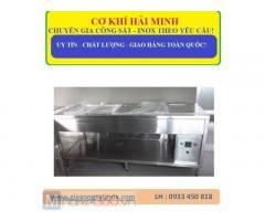 Tủ hâm nóng thức ăn inox Hải Minh