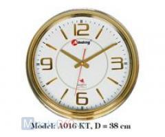 Đồng hồ treo tường in logo công ty doanh nghiệp giá rẻ ở Quảng Nam