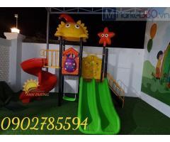 Liên hoàn trượt hàng nhập cho khu vui chơi trẻ em