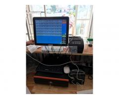 Nhận lắp đặt máy tính tiền cảm ứng cho trà sữa tại Ô Môn giá rẻ