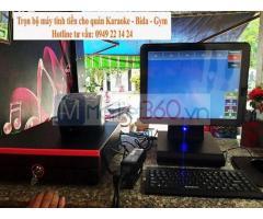 Bán máy tính tiền cho karaoke tại Ô Môn giá rẻ