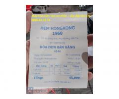 Chuyên máy tính tiền giá rẻ cho quán hẻm Hồng Kông Phú Yên