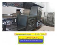 Cơ sở gia công thiết bị bếp inox uy tín chất lượng giá rẻ nhất hiện nay