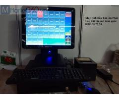 Bán máy tính tiền tại Vĩnh Phúc cho quán ăn vặt giá rẻ