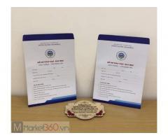 Địa chỉ in túi hồ sơ, in túi hồ sơ tuyển sinh, báo giá in túi hồ sơ