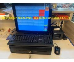 Lắp máy tính tiền giá rẻ cho quán nhậu tại Bạc Liêu