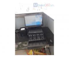 Máy tính tiền giá rẻ cho quán cà phê tại Bến Tre