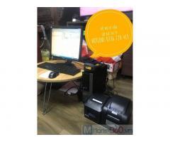 Cung cấp máy tính tiền tại Bắc Giang cho cửa hàng gia dụng