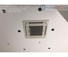 Lắp đặt máy lạnh Thuận an - Máy lạnh Cao Vĩ