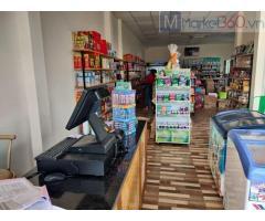 Trọn bộ máy tính tiền bằng mã vạch cho Siêu thị mini tại Bình Định