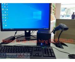 Bán máy tính tiền cho cửa hàng trang trí nội thất tại Long An