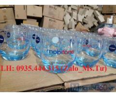 Xưởng chuyên cung cấp ly thủy tinh in logo giá rẻ ở Quảng Nam