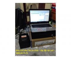 Combo máy tính tiền giá rẻ tại Tây Ninh cho quán nhậu