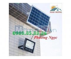 Ứng dụng đèn LED pha năng lượng mặt trời, đèn năng lượng mặt trời lắp ở đâu
