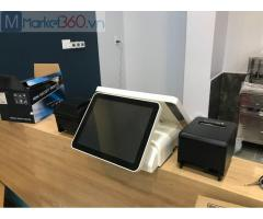 Máy tính tiền cảm ứng giá rẻ tại Phú Yên cho shop thời trang