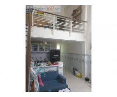 Nợ sắp dí, cần bán gấp căn nhà 55m2 Nơ Trang Long giá 4.5tỷ