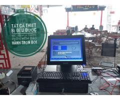 Bán máy tính tiền cho các Quán Nhậu tại Hà Tĩnh giá rẻ