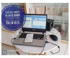 Bán máy tính tiền cho các Tiệm mỹ phẩm tại Hà Tĩnh