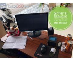 Bán máy tính tiền giá rẻ cho cửa hàng tạp hóa tại Hà Tĩnh