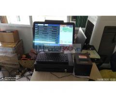 Chuyên máy tính tiền in bill cho tiệm bánh tại Thái Bình giá rẻ