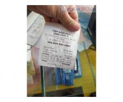 Chuyên máy tính tiền in bill giá rẻ cho tiệm bánh tại Thái Bình