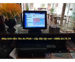 Chuyên máy tính tiền tại Bắc Ninh giá rẻ nhất cho nhà hàng