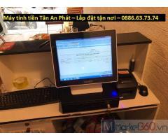 Chuyên máy tính tiền tại Bắc Ninh cho nhà hàng giá rẻ nhất