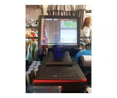 Lắp đặt tận nơi máy tính tiền cảm ứng trọn bộ Shop thời trang tại Vĩnh Long