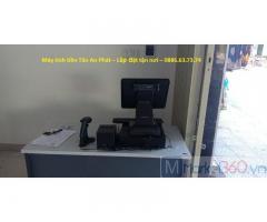Máy tính tiền giá rẻ tại An Giang cho cửa hàng tiện lợi