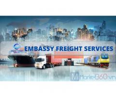 Dịch vụ nhập khẩu trái cây tươi uy tín, chất lượng, giá rẻ