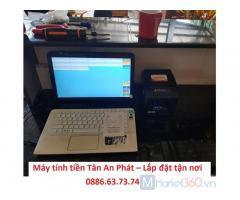 Phần mềm tính tiền giá rẻ Bình Định cho quán cà phê