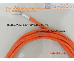 Fire Resistant Instrumentation Cable - Cáp tín hiệu chống cháy, chống nhiễu: 2Cx1.0mm2, 2Cx1.5mm2, 2Cx2.5mm2