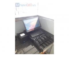 Lắp đặt trọn bộ máy tính tiền cho quán cà phê tại Thanh Hóa
