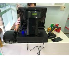 Lắp tận nơi máy tính tiền cho siêu thị mini giá rẻ Thanh Hóa