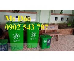Thùng rác công nghiệp ,thùng rác công cộng ,thùng rác phân loại rác thải