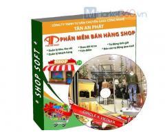 Phần mềm quản lý tính tiền ở Nghệ An cho shop
