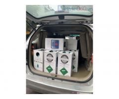 Cung cấp gas lạnh công nghiệp R507 loại 11,3kg, xuất xứ Việt Nam