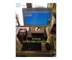 Chuyên máy tính tiền cảm ứng cho Quán Gà rán- Ăn vặt tại Cần Thơ