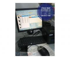 Bán máy tính tiền giá rẻ tại Cà Mau cho tiệm cầm đồ
