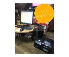 Chuyên bán máy tính tiền giá rẻ tại Cà Mau cho Shop Đồ Gia Dụng